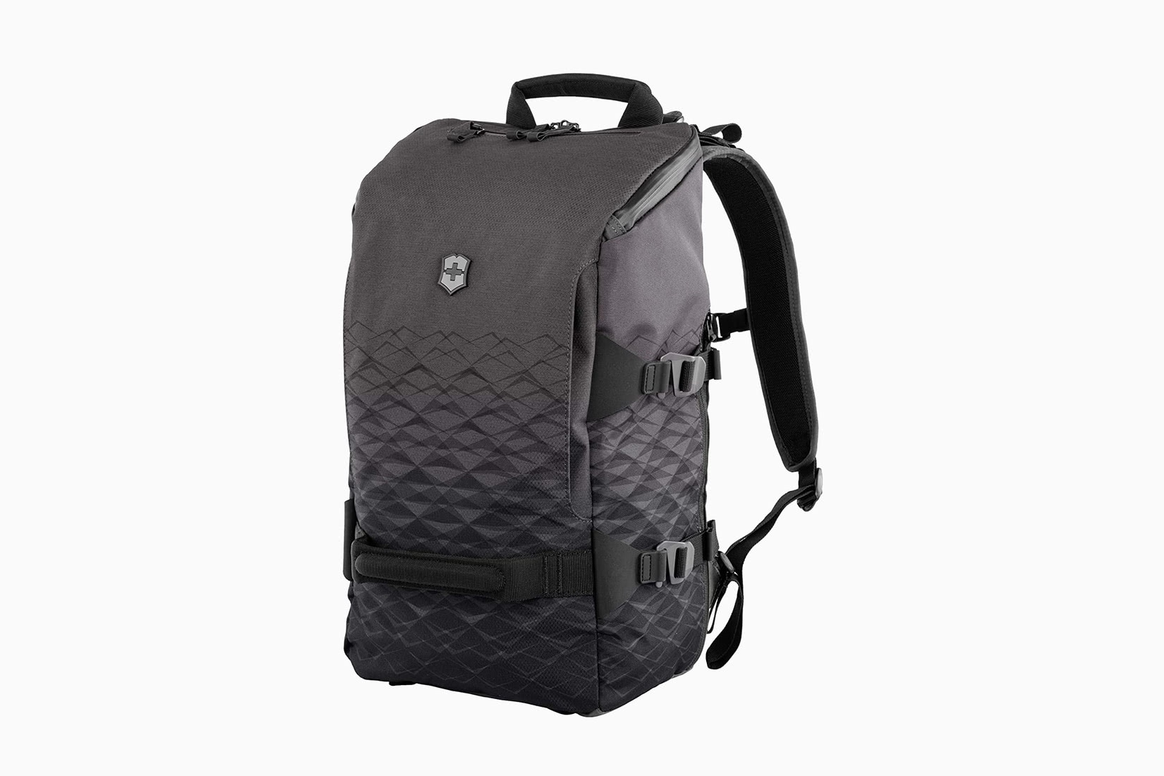 best tactical backpack victorinox VX touring - Luxe Digital