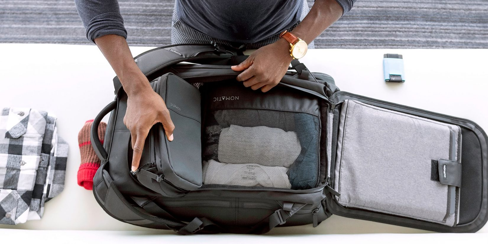 Pack Smart: 9 Best Travel Backpacks for Ultimate Wanderlust