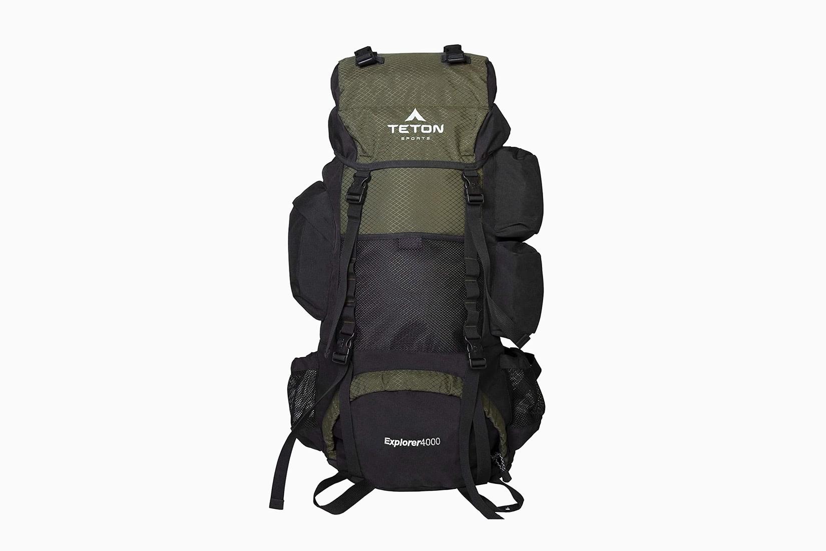 best travel backpack TETON sports explorer 4000 - Luxe Digital