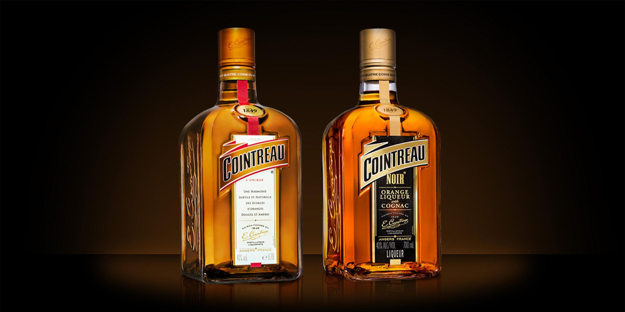 cointreau luxury liquor orange - Luxe Digital