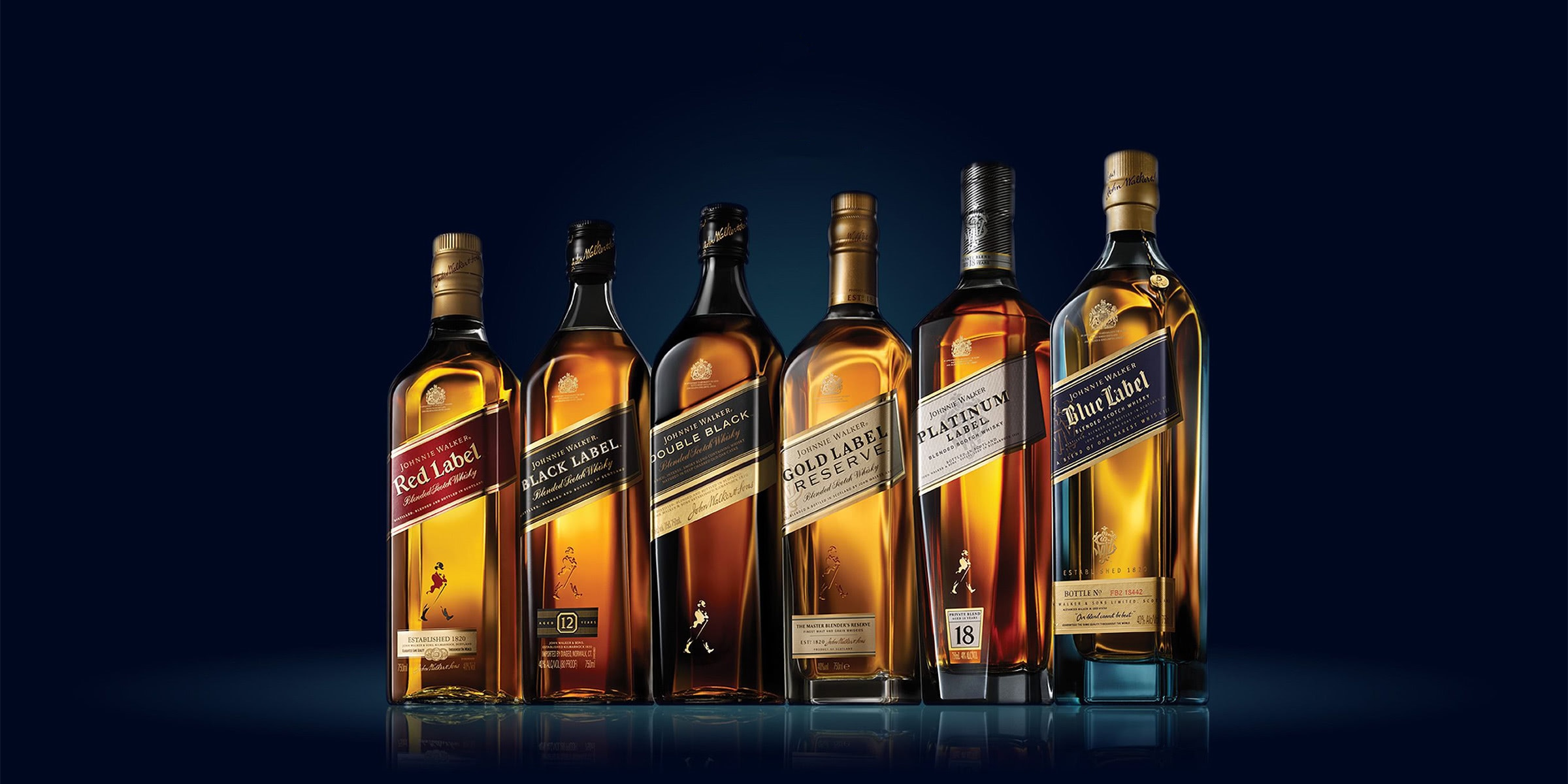 johnnie walker luxury whiskey - Luxe Digital
