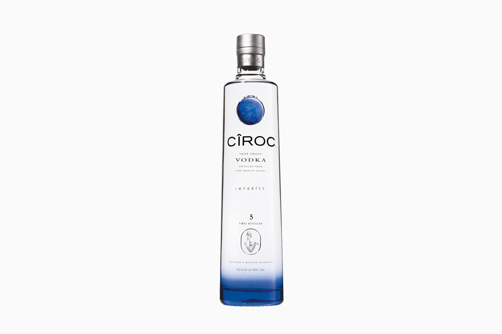 ciroc bottle price size vodka - Luxe Digital