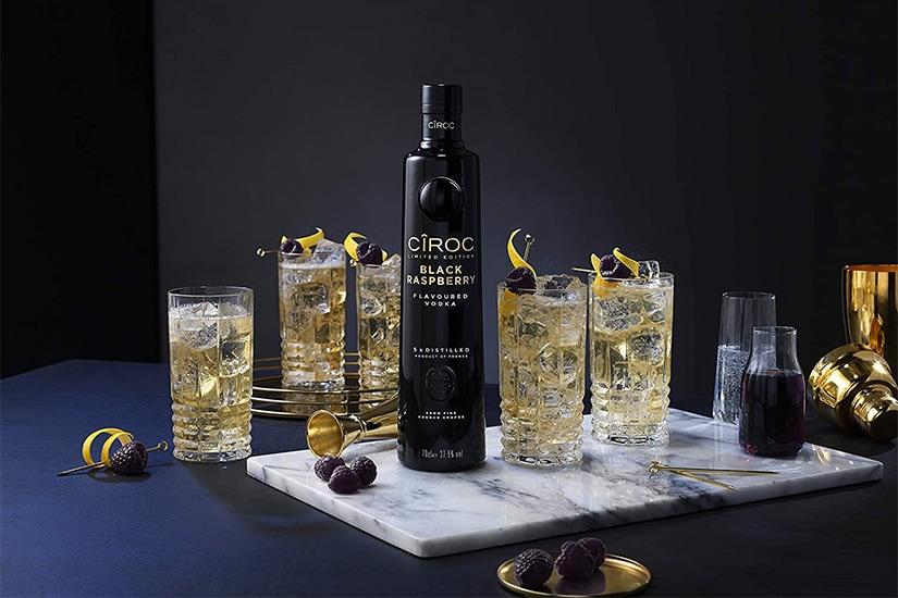 ciroc vodka cocktail recipe diddy - Luxe Digital