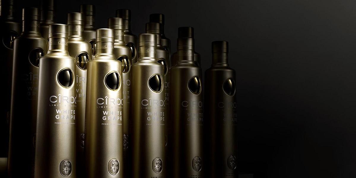 ciroc vodka - Luxe Digital