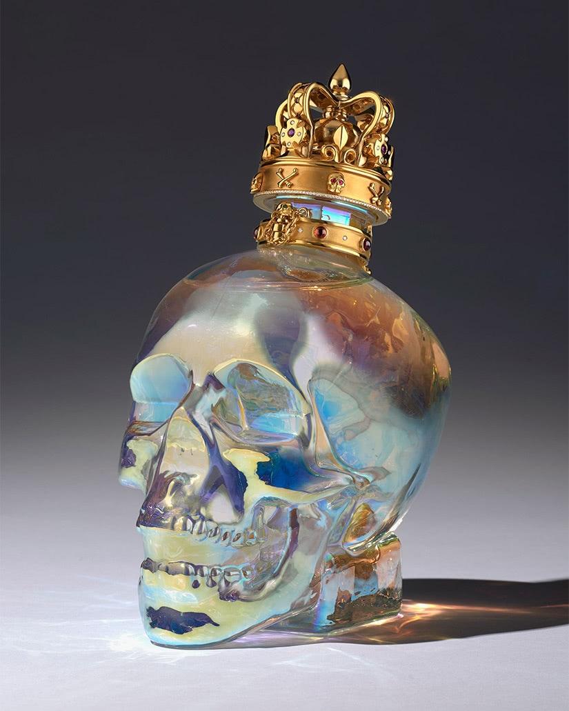 vodka crystal head aurora magnum - Luxe Digital