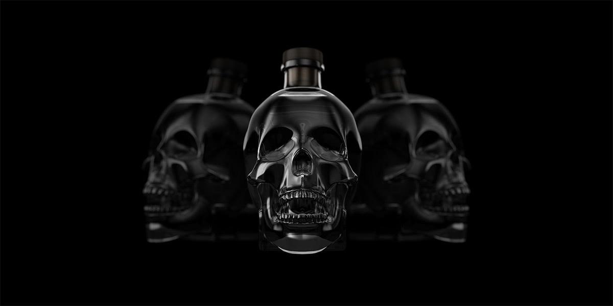 crystal head vodka - Luxe Digital
