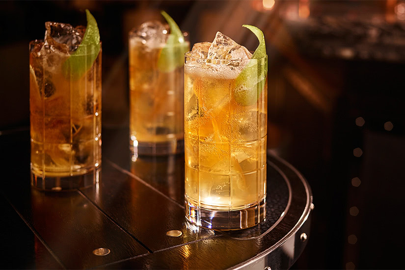 Rémy Martin luxury cocktail brandy remy ginger - Luxe Digital