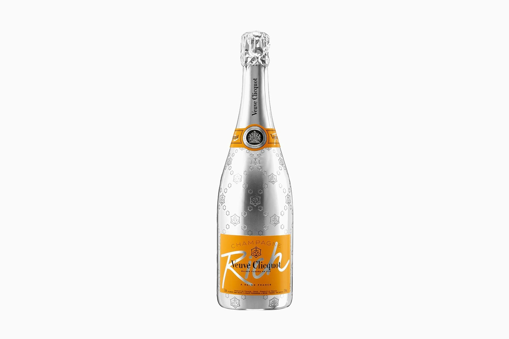 veuve clicquot rich bottle price size - Luxe Digital