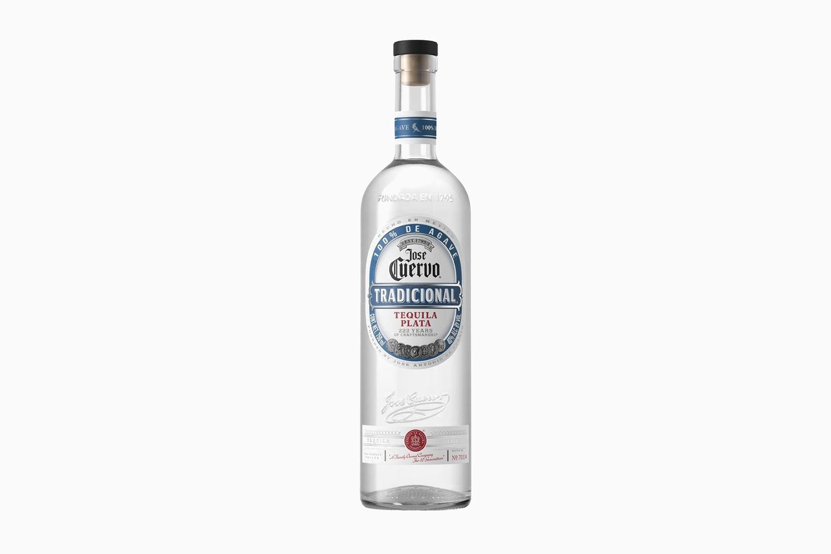 jose cuervo tequila plata bottle price size - Luxe Digital