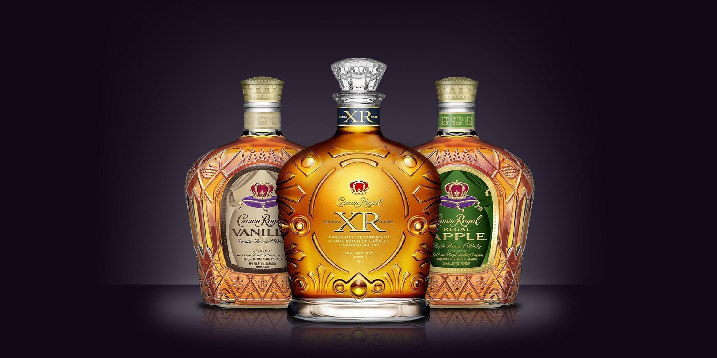 crown royal whisky - Luxe Digital