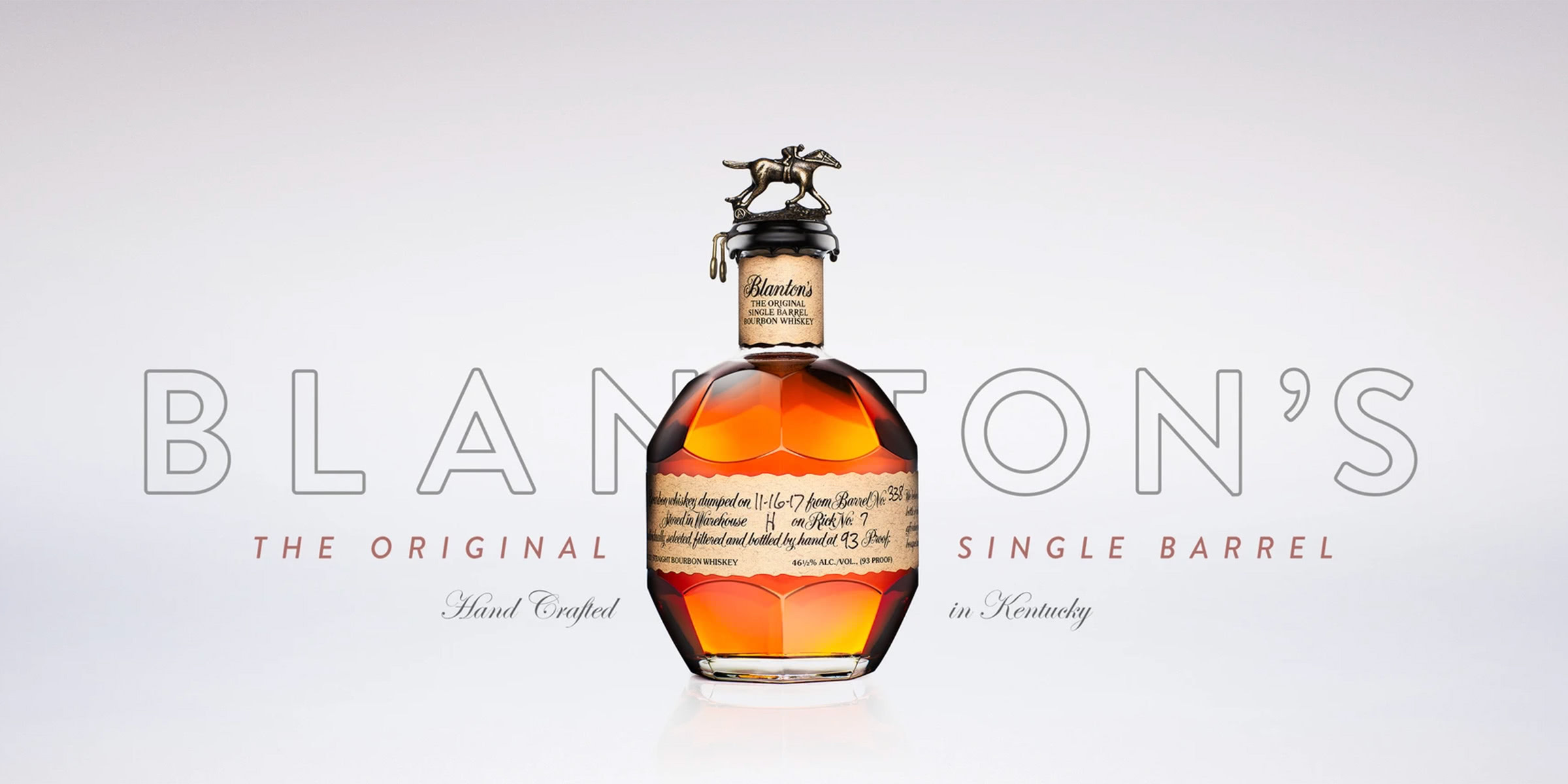 blanton's bourbon whiskey - Luxe Digital