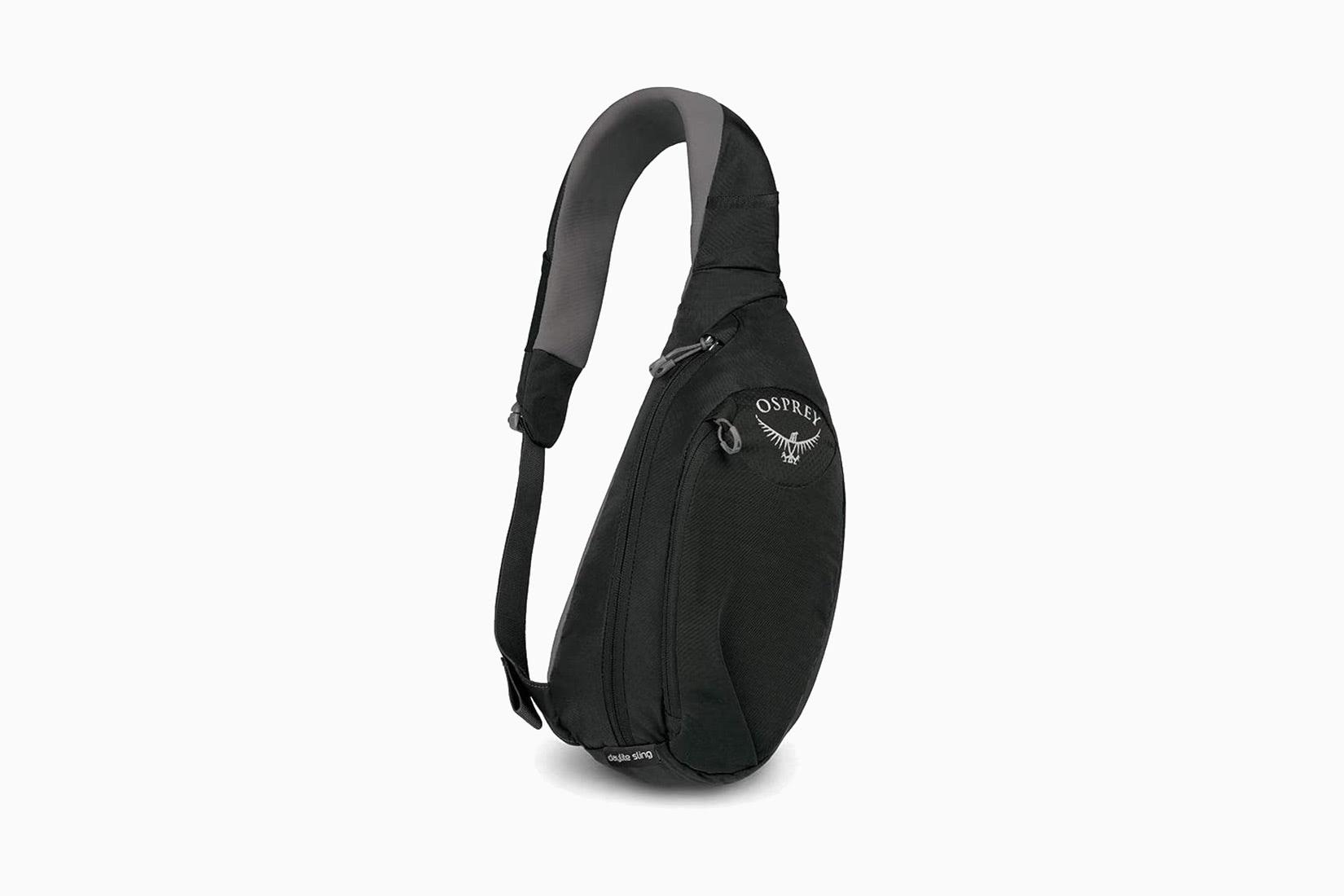 best sling bag osprey daylite - Luxe Digital
