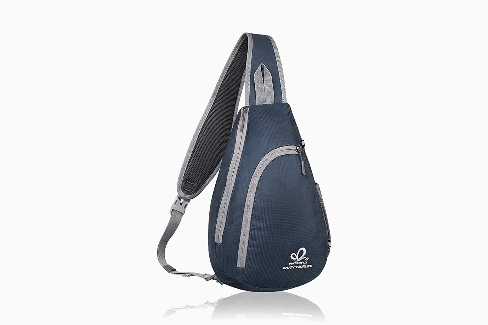 best sling bag waterfly - Luxe Digital