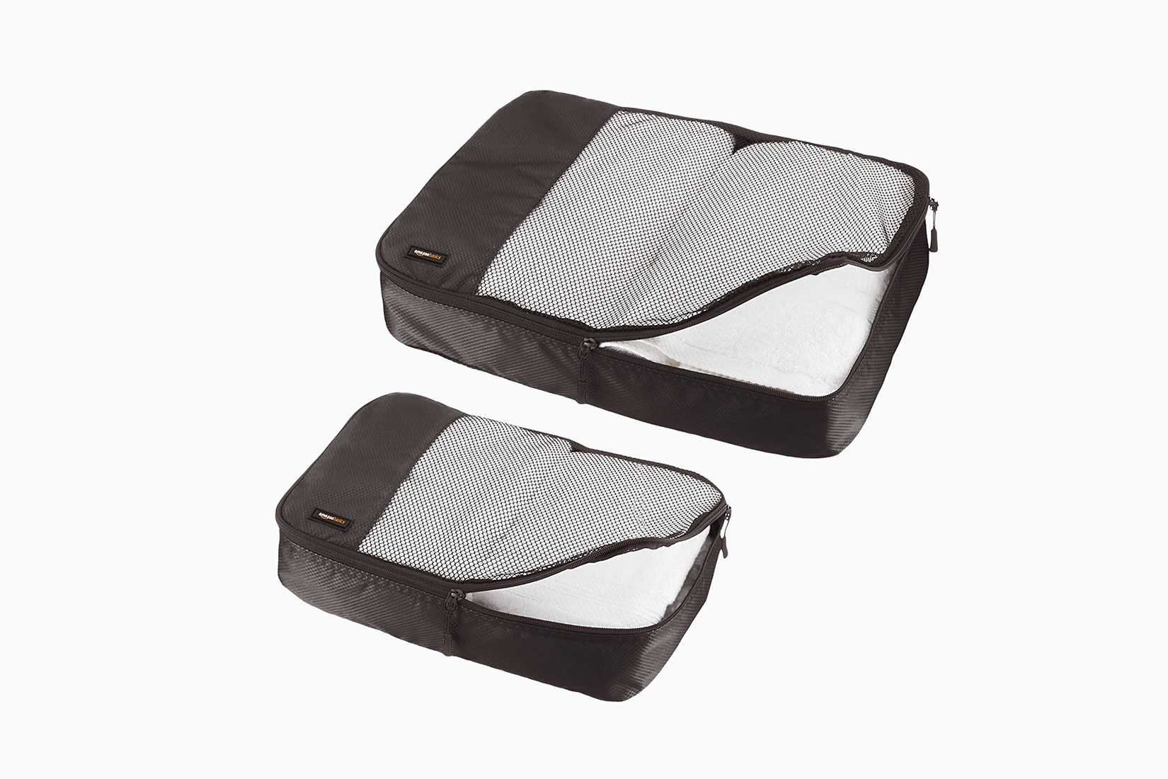 best packing cubes budget cheap amazonbasics - Luxe Digital