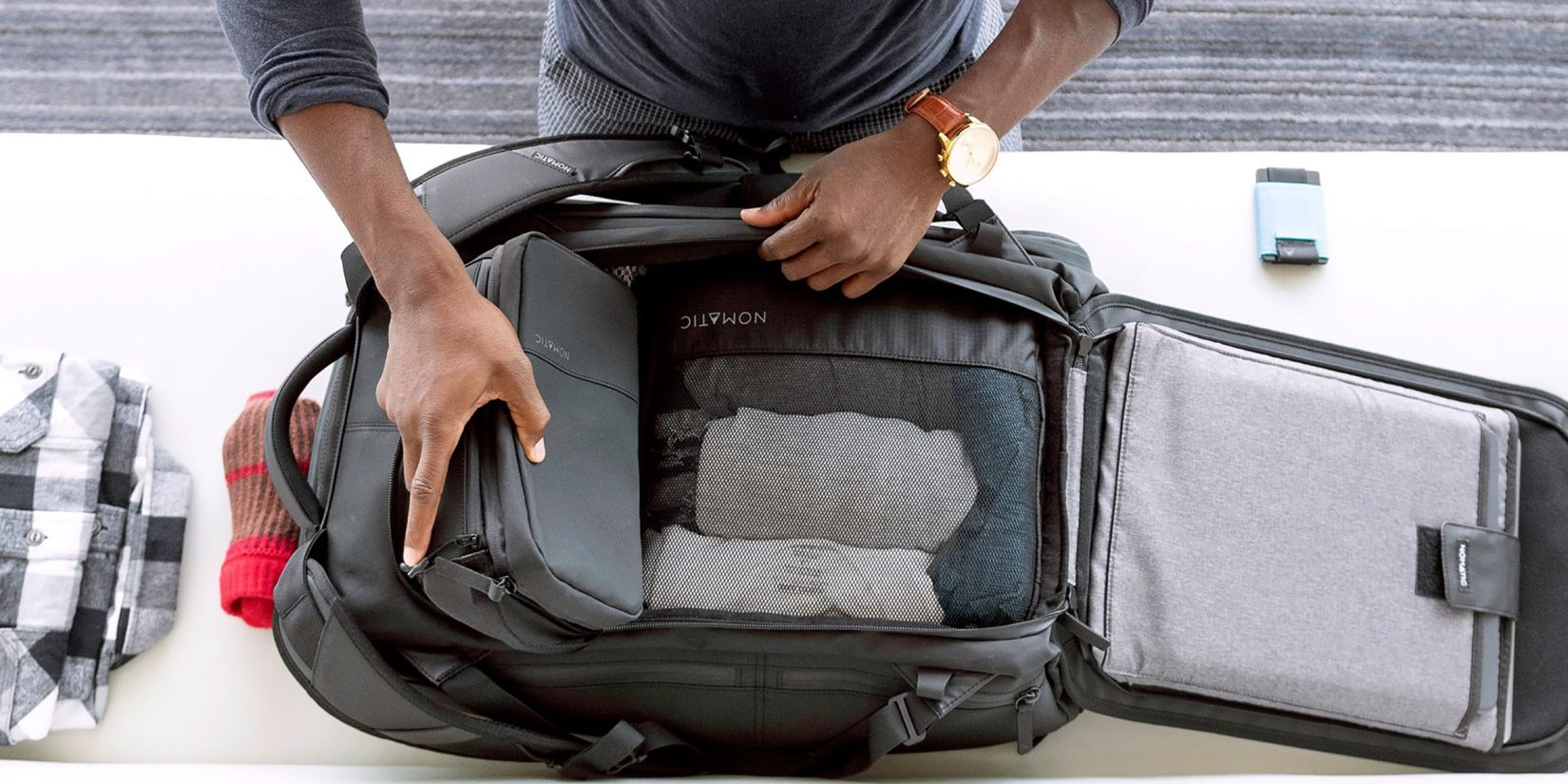 Packing Cubes: The Travel Accessory To Pack Like A Pro