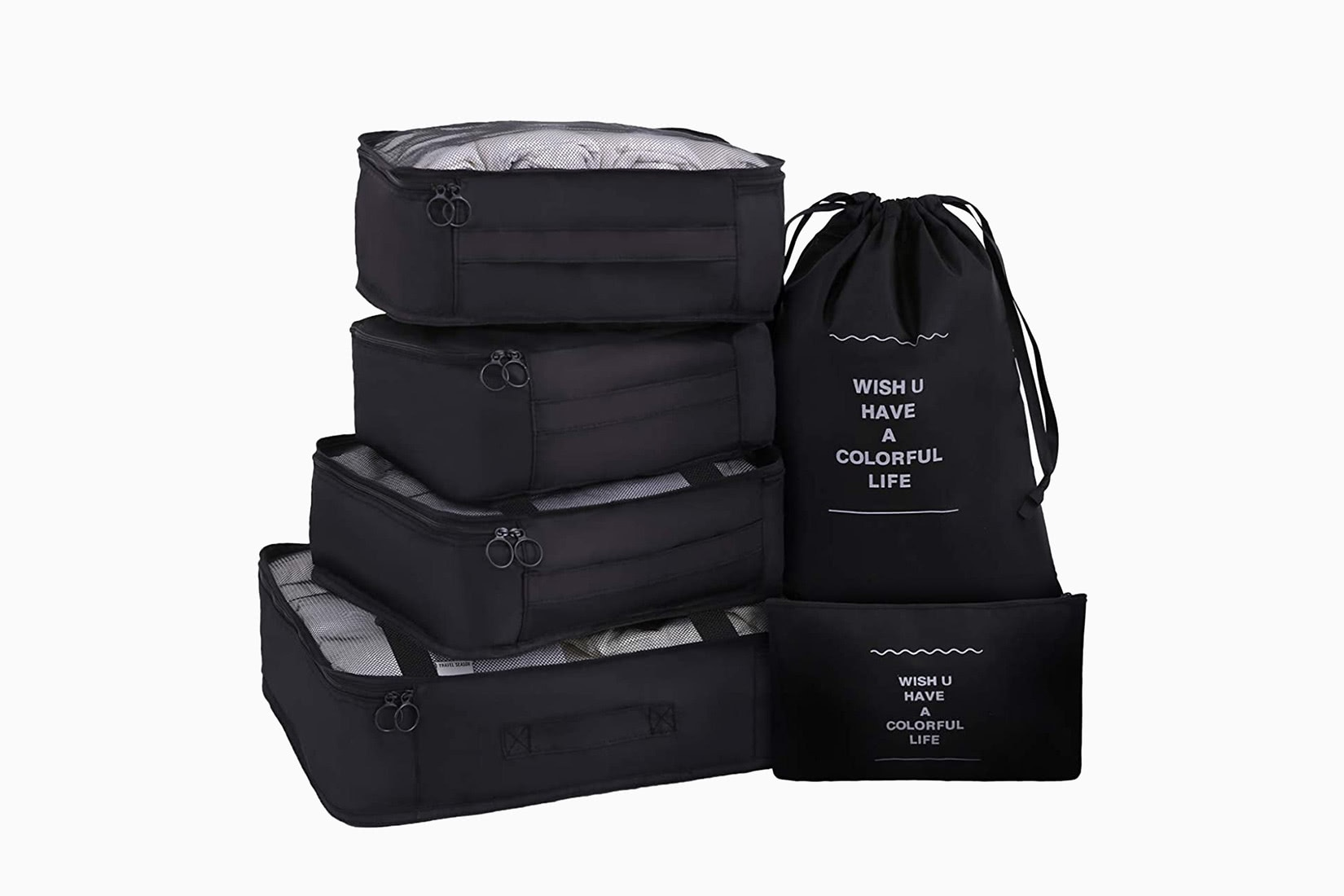 best packing cubes OEE - Luxe Digital