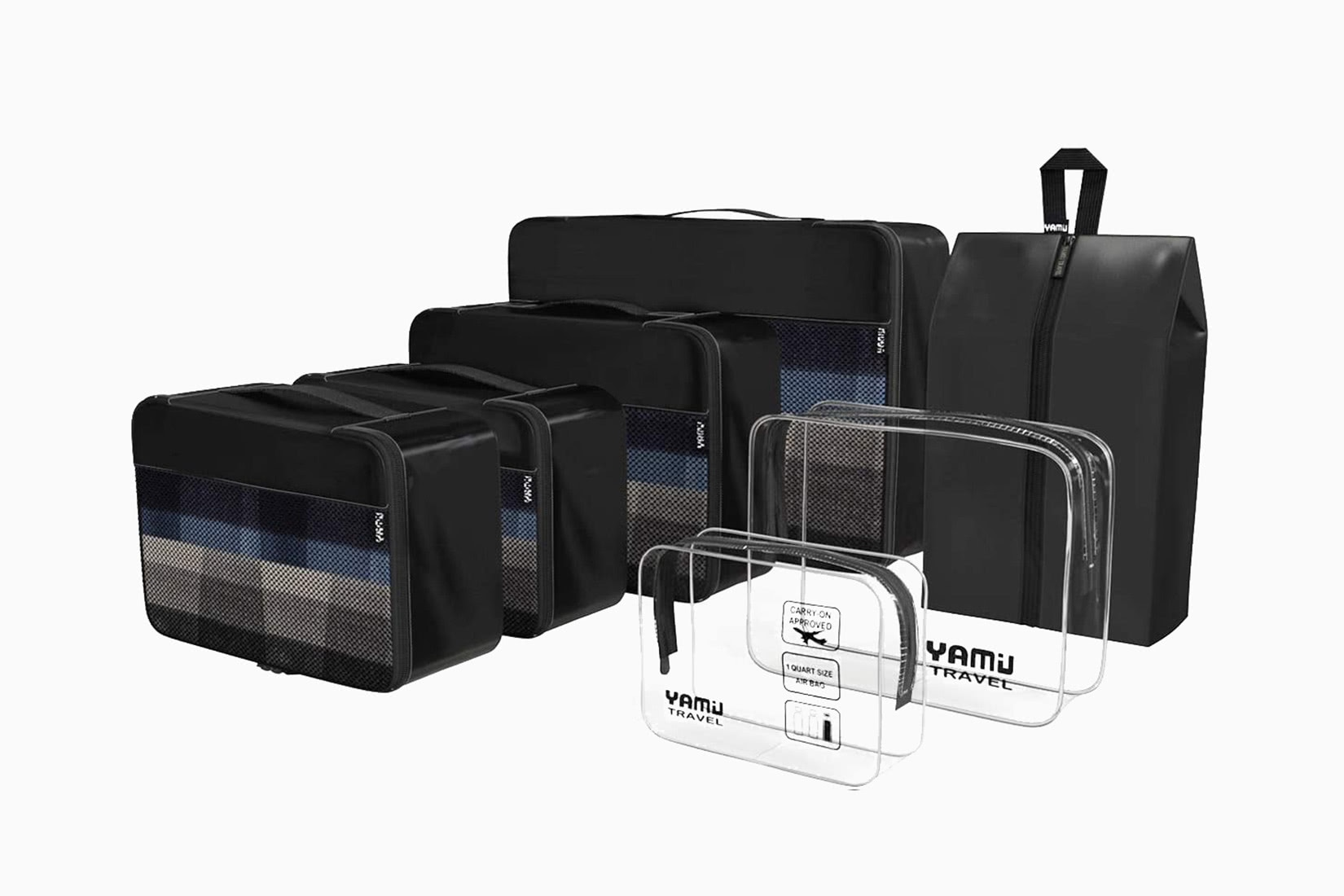 best packing cubes YAMIU - Luxe Digital