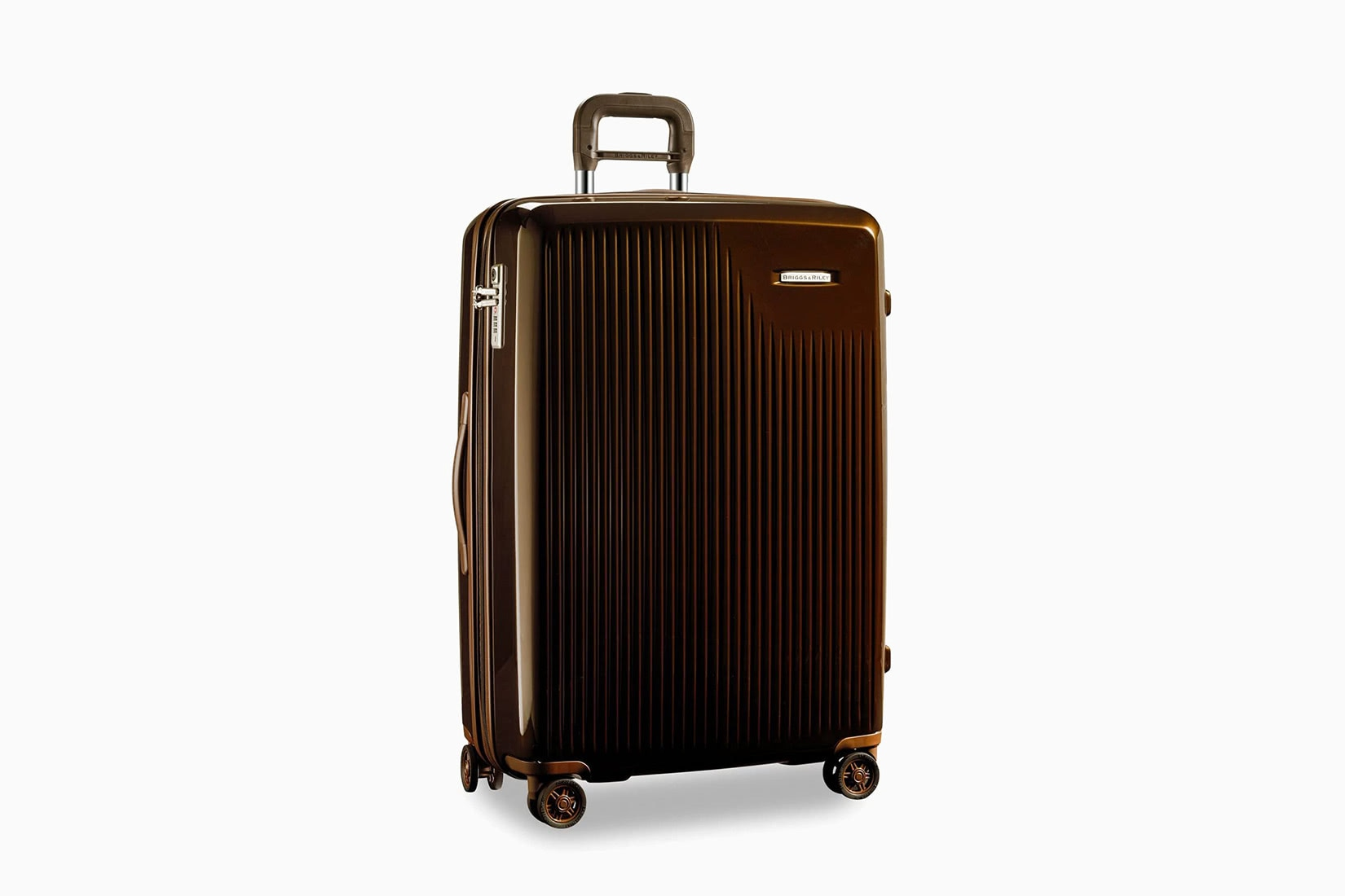 best luggage brands high-end suitcase premium briggs riley sympatico - Luxe Digital