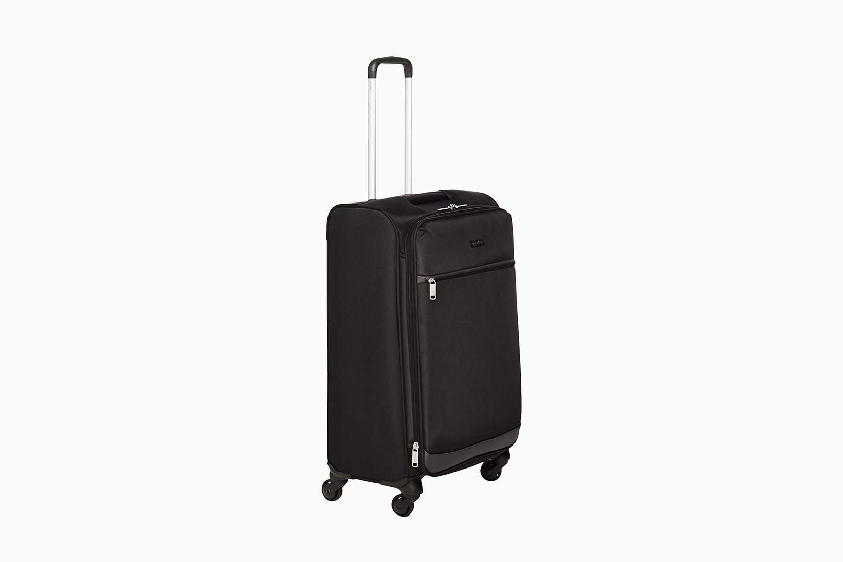best luggage brands suitcase affordable AmazonBasics - Luxe Digital