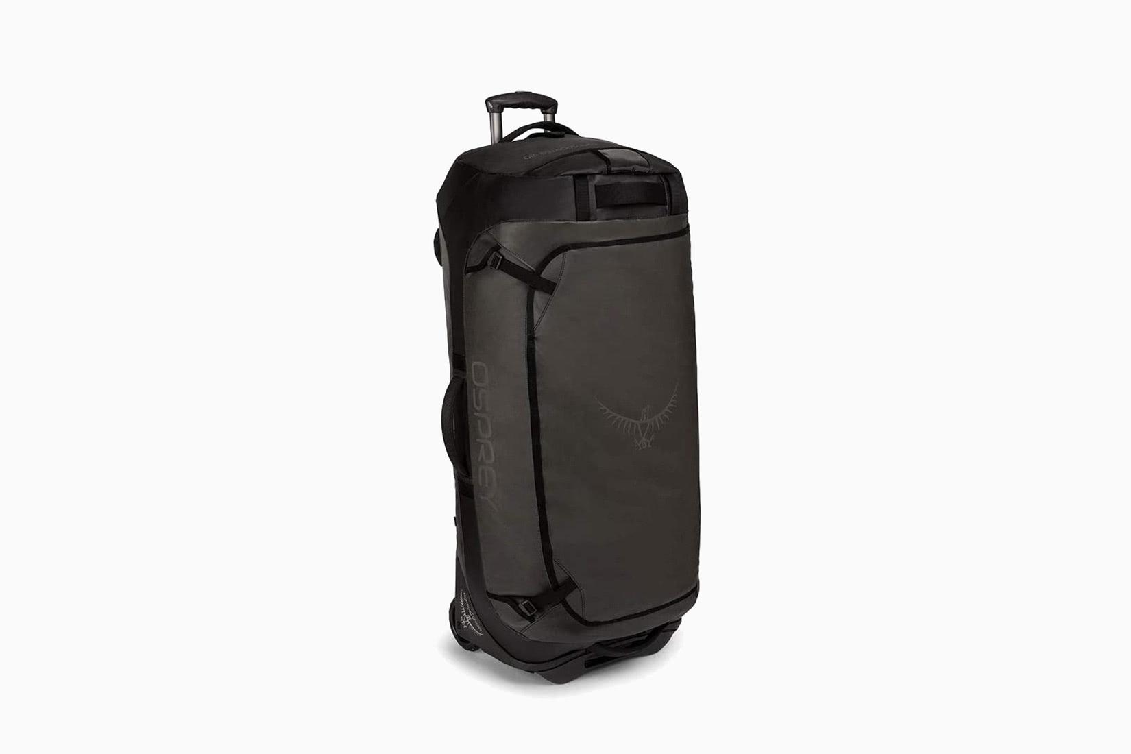 best luggage brands suitcase duffel Osprey - Luxe Digital