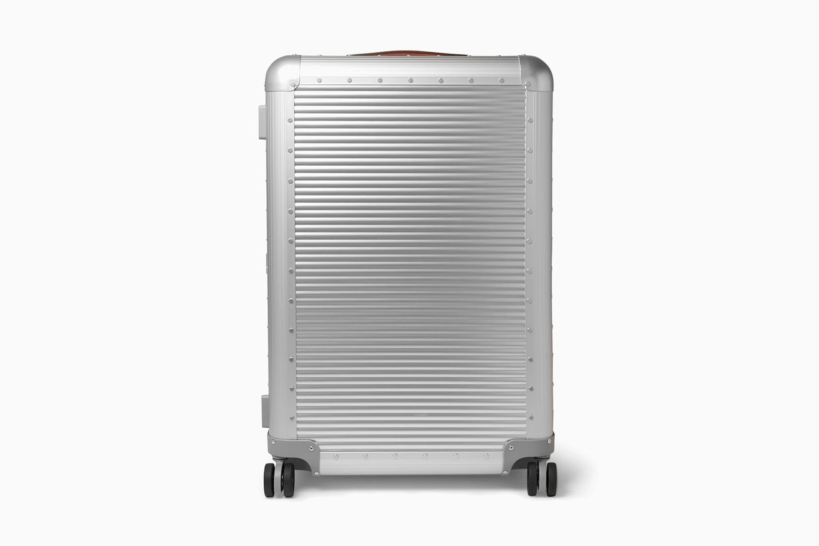 best luggage brands suitcase expensive fabbrica pelletterie milano - Luxe Digital