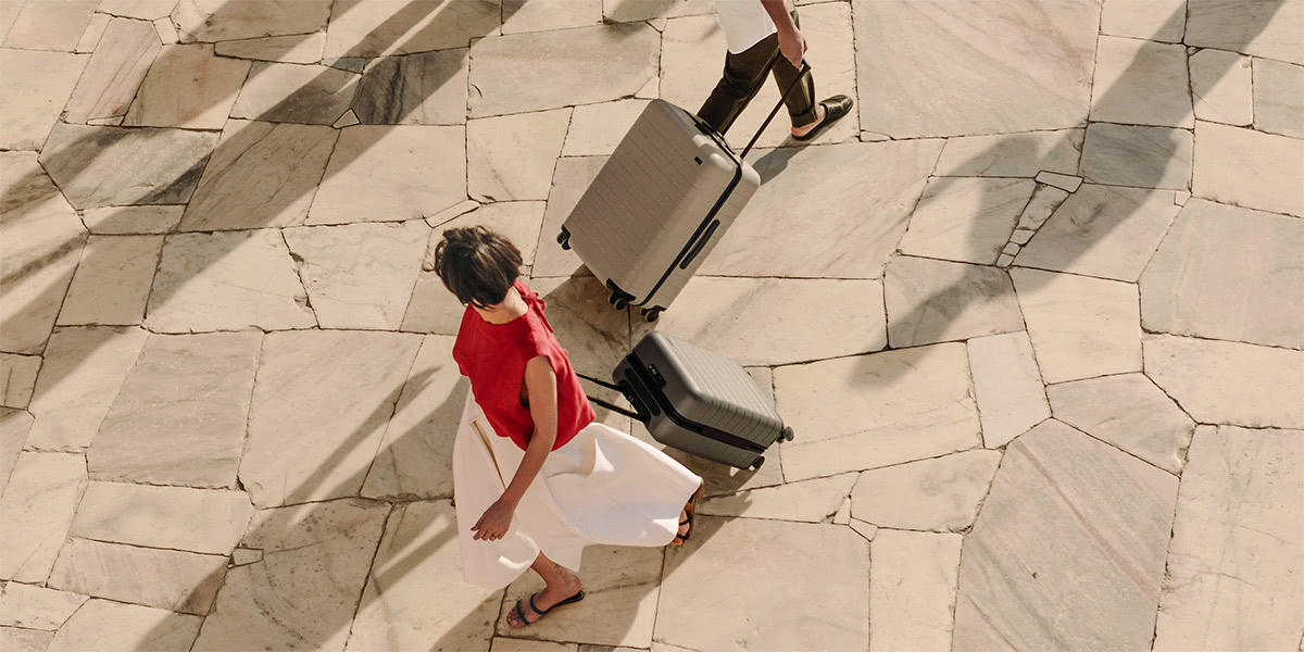 best luggage brands suitcase - Luxe Digital