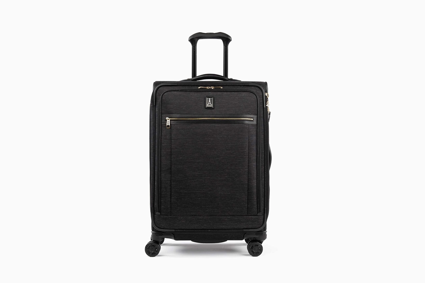 best luggage brands suitcase softside TravelPro - Luxe Digital