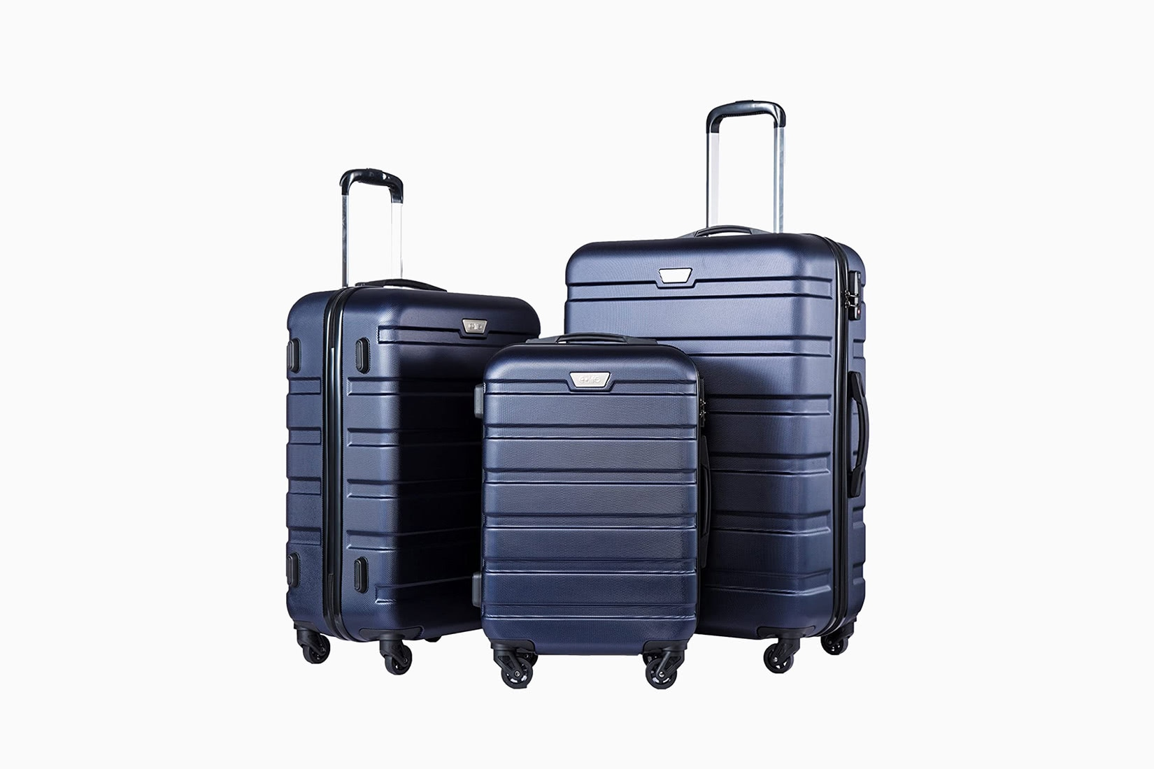 best luggage brands suitcase stylish coolife - Luxe Digital
