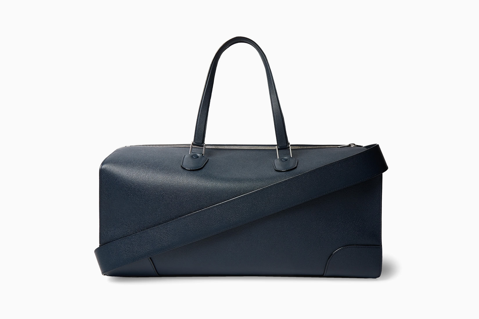 best duffel bags expensive valextra - Luxe Digital
