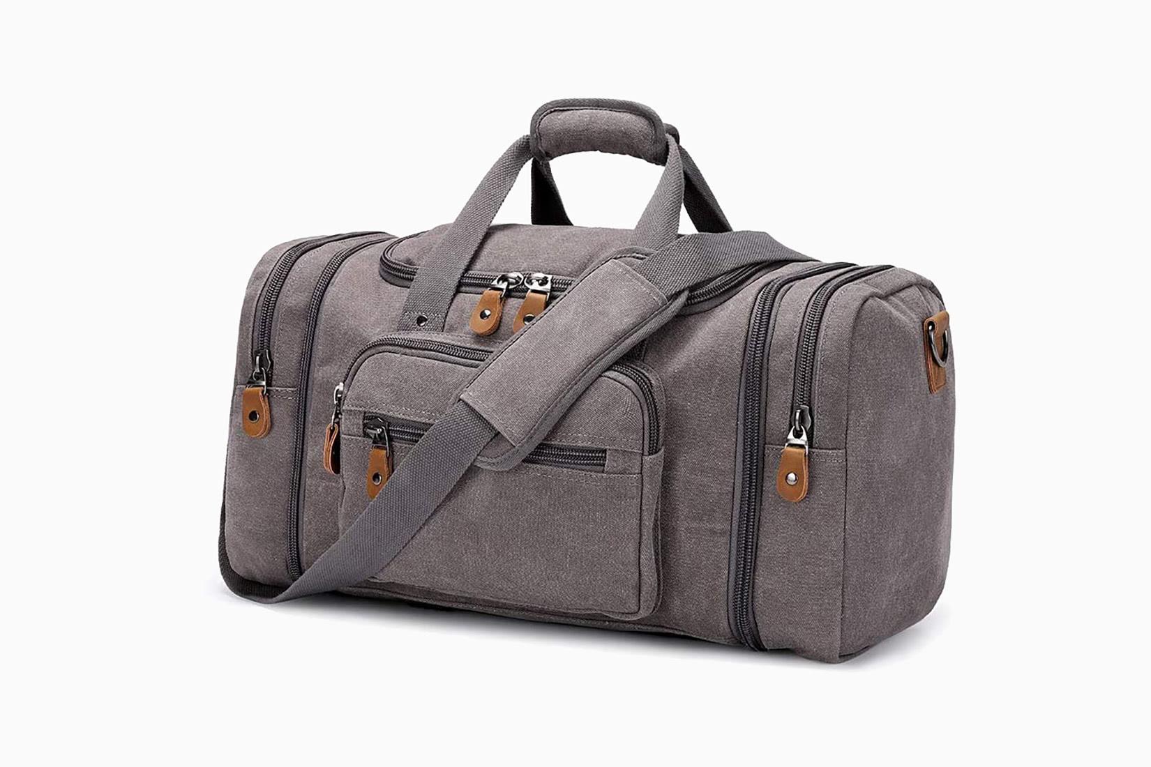 best duffel bags laptop plambag - Luxe Digital