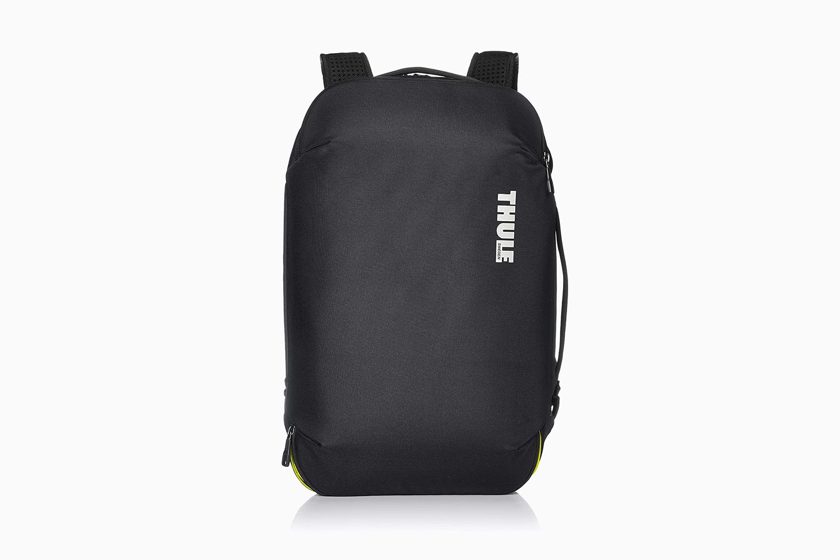best duffel bags thule subterra convertible - Luxe Digital