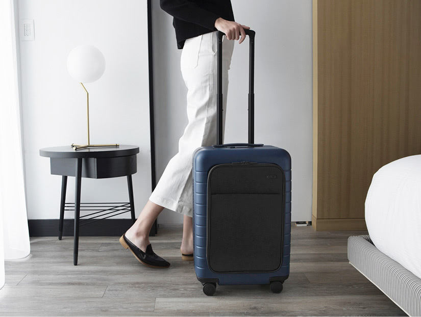 best carry-on bag travel - Luxe Digital