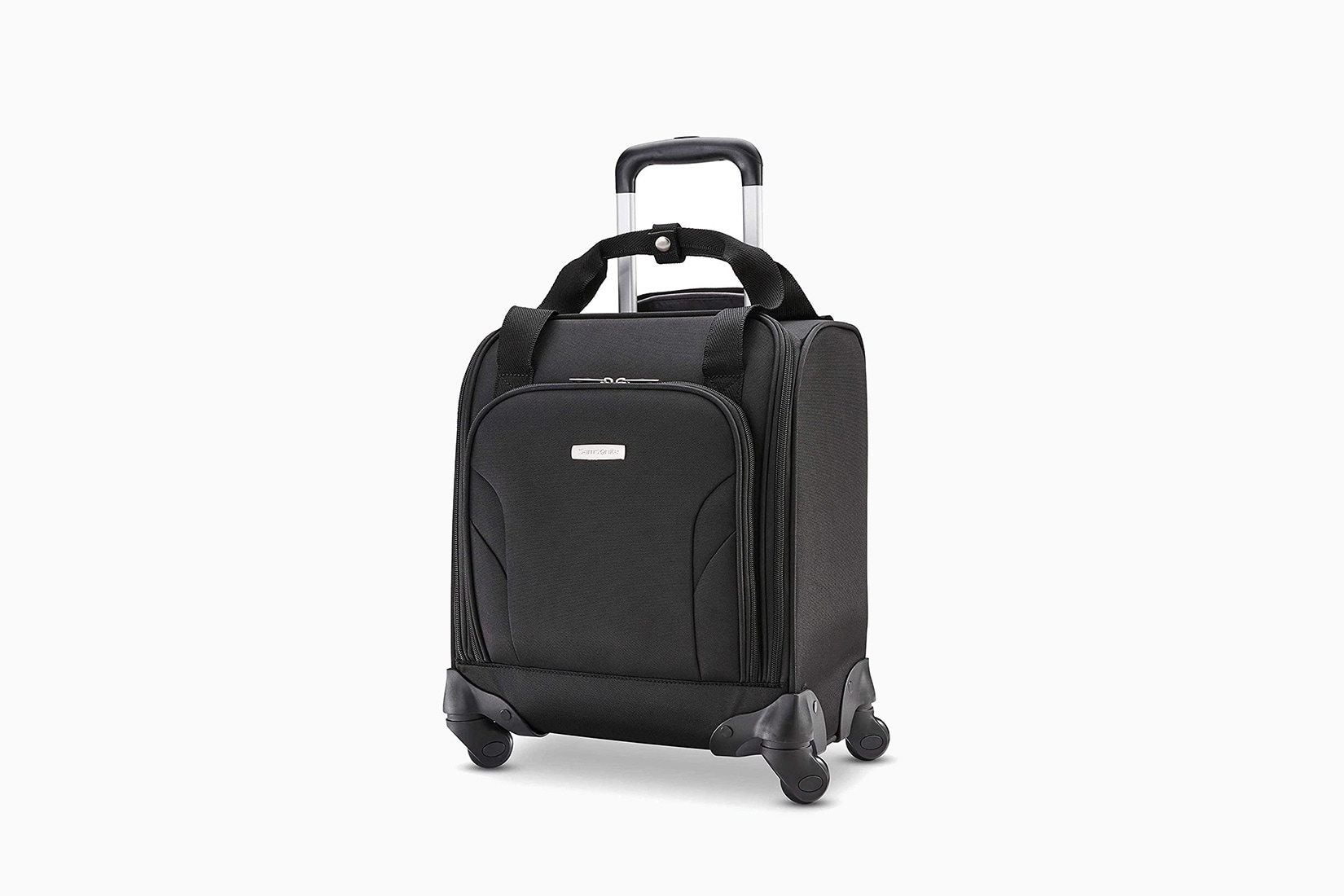 best carry-on luggage travel business trip samsonite - Luxe Digital