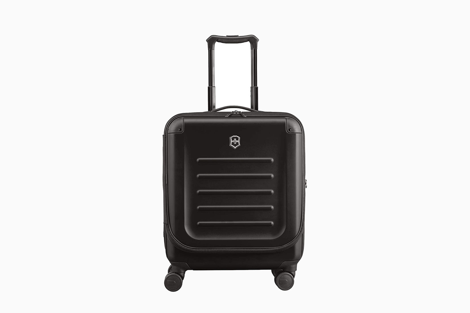 best carry-on luggage travel laptop victorinox spectra - Luxe Digital