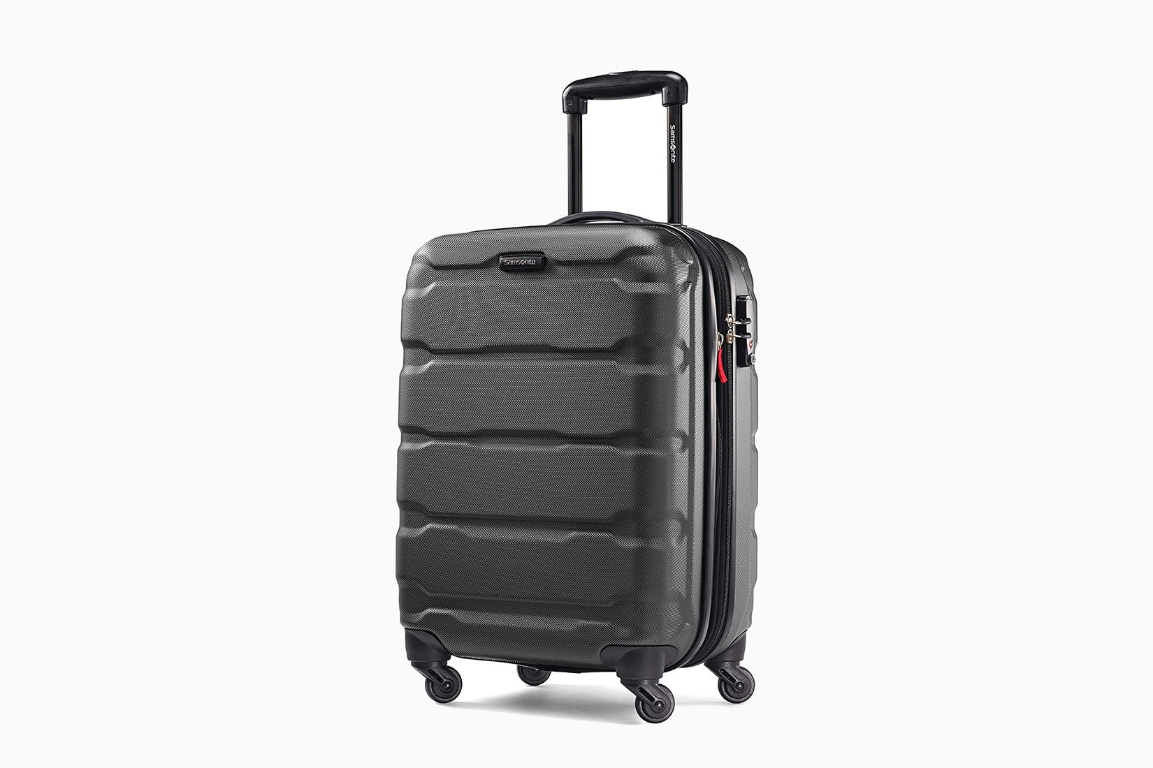 best carry-on suitcase travel samsonite robust - Luxe Digital