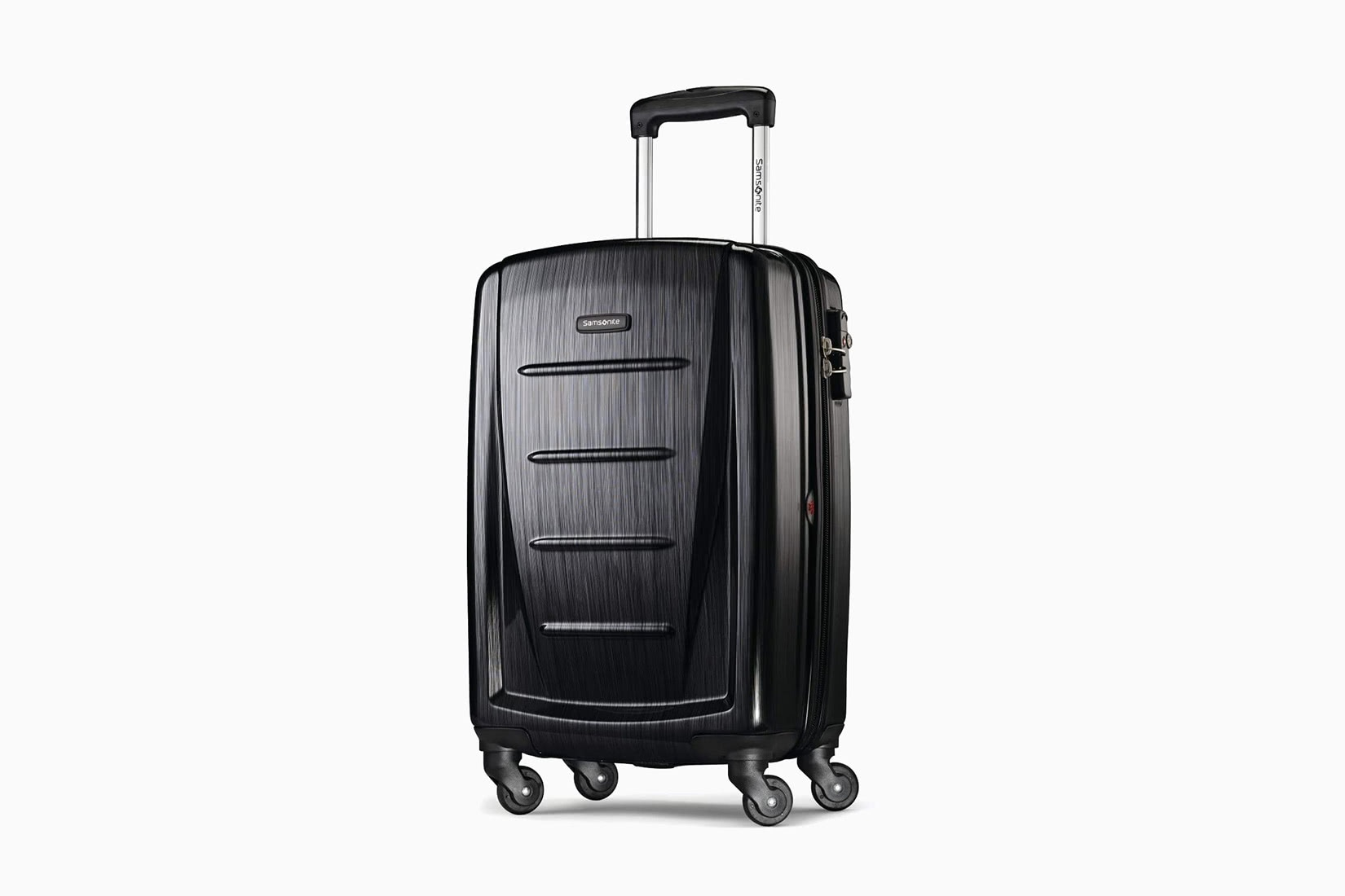 best carry-on suitcase travel samsonite under 100 - Luxe Digital
