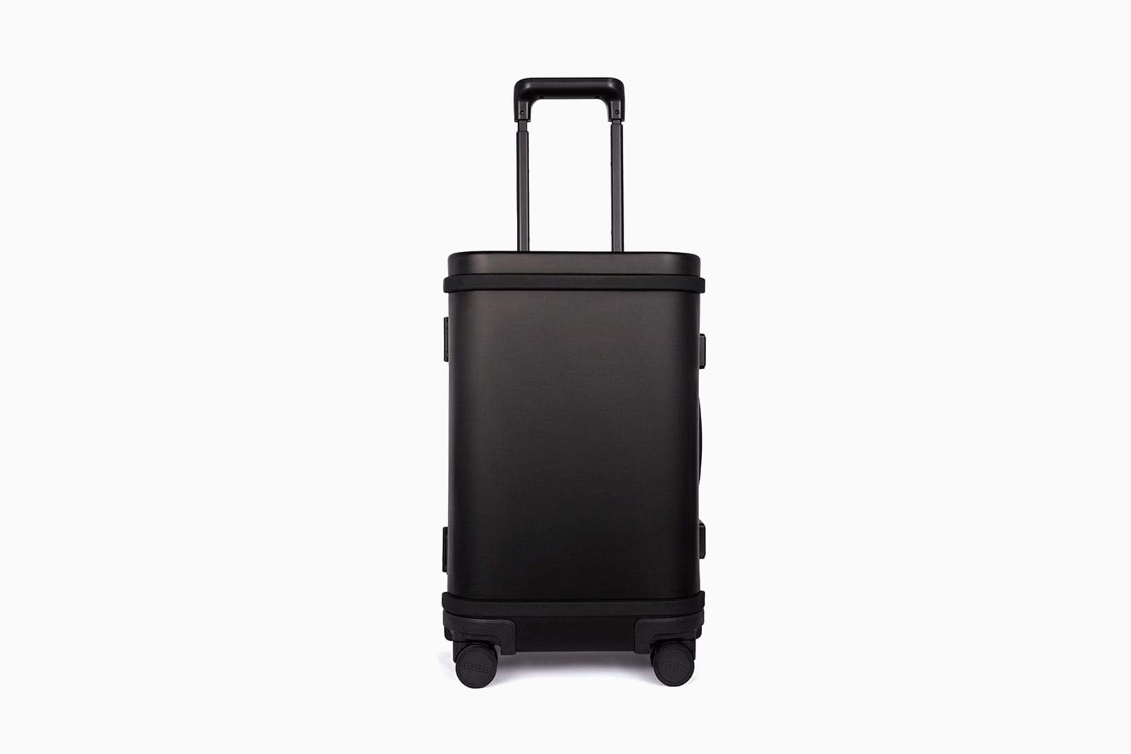 best carry-on suitcase travel tech samsara - Luxe Digital