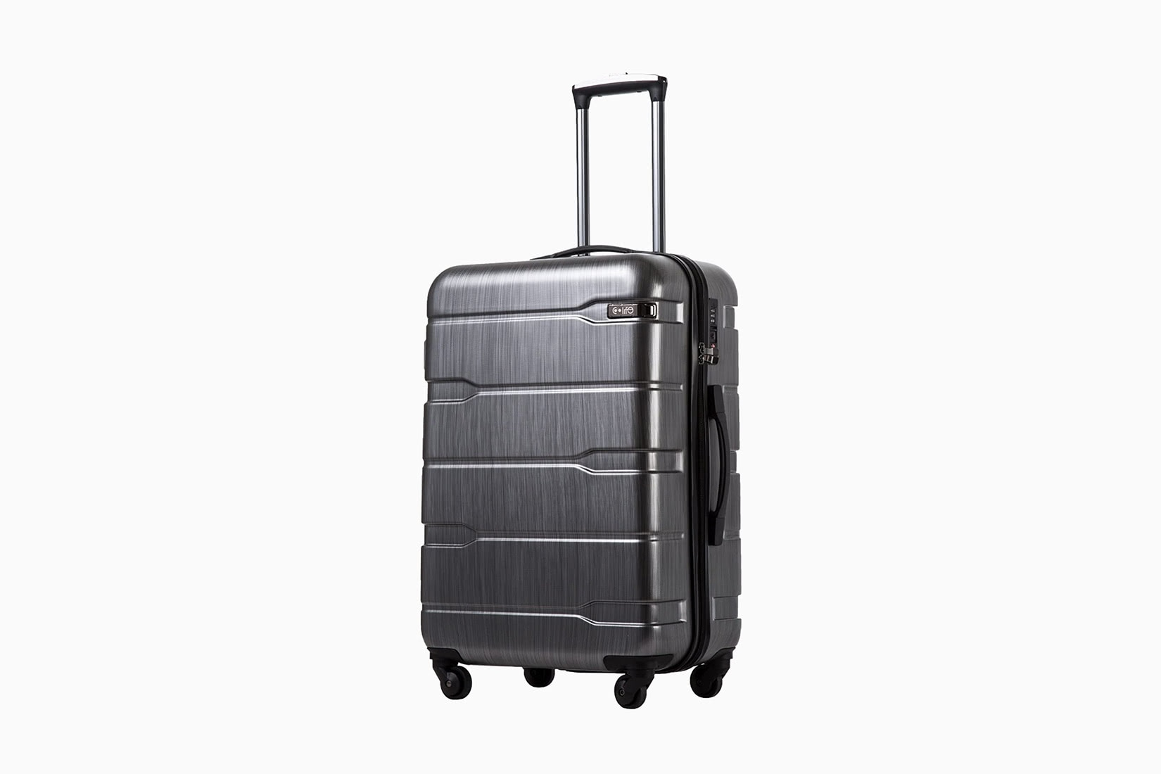 best carry-on suitcase travel usa coolife - Luxe Digital