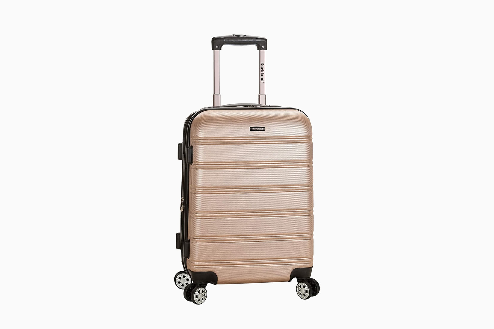 best carry-on suitcase travel value rockland melbourne - Luxe Digital