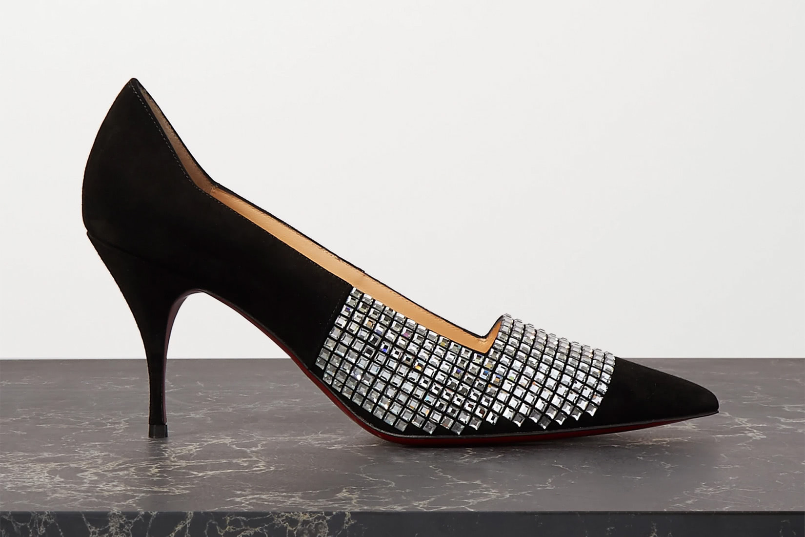 most comfortable heels expensive christian louboutin championne - Luxe Digital