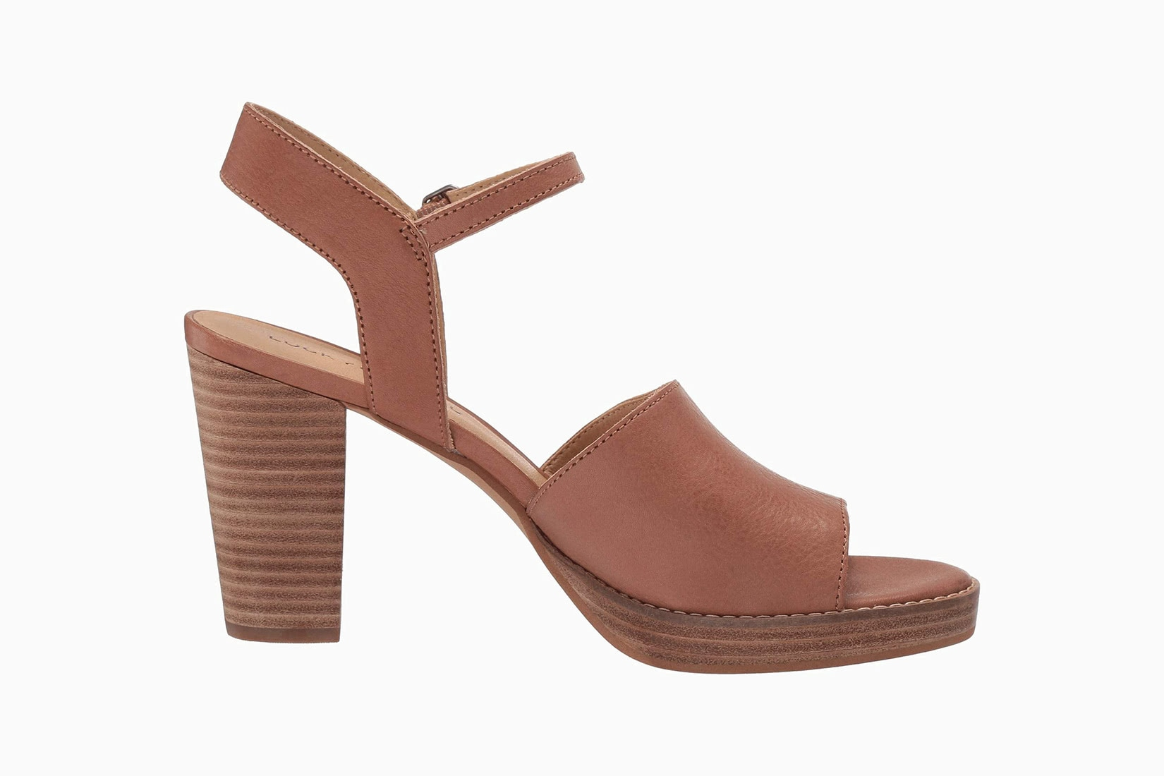 most comfortable heels platforms lucky brand nanika - Luxe Digital