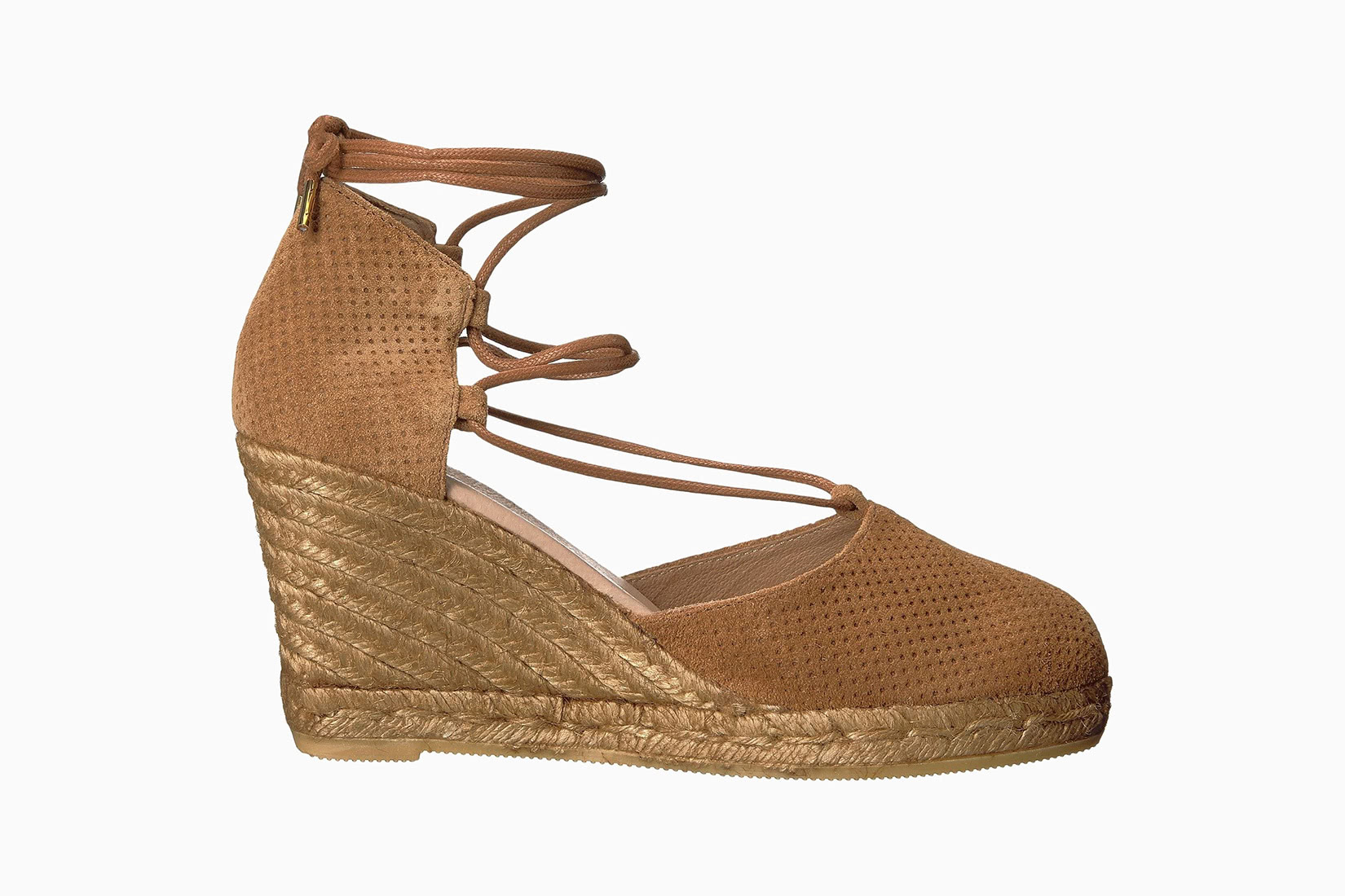 most comfortable heels wedge eric michael sam - Luxe Digital