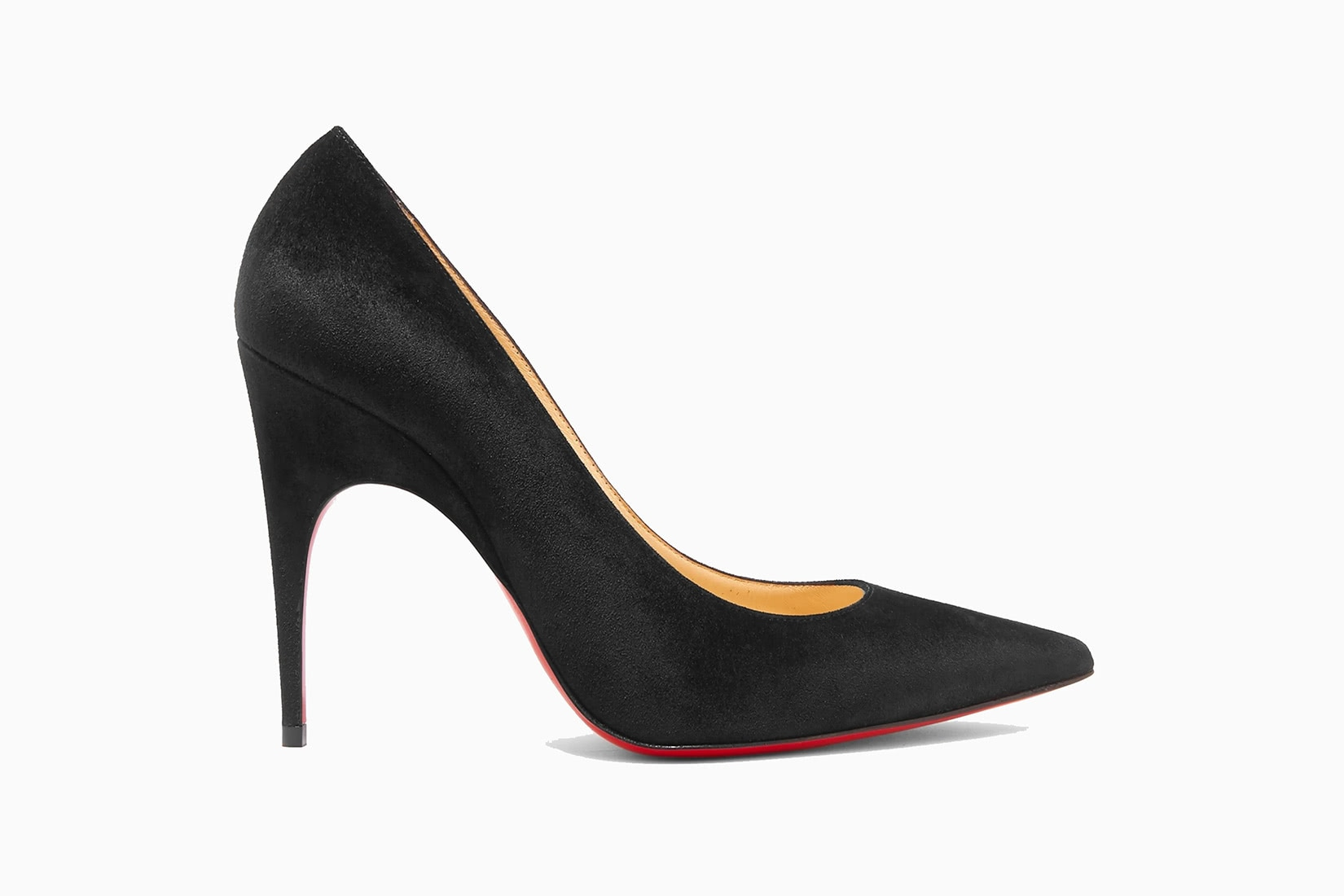 most comfortable heels women christian louboutin alminette - Luxe Digital