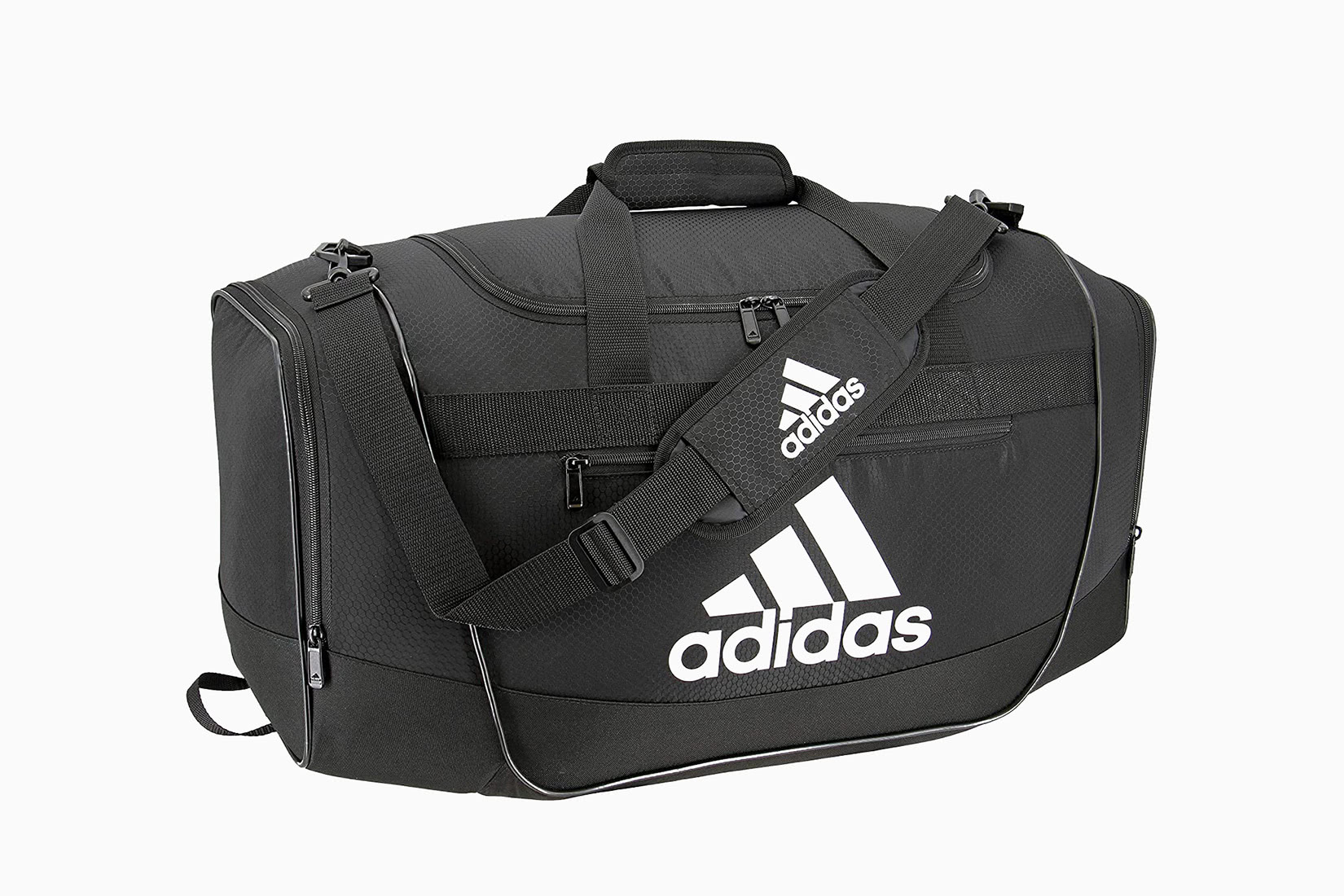 best men gym bag duffel adidas defender III - Luxe Digital