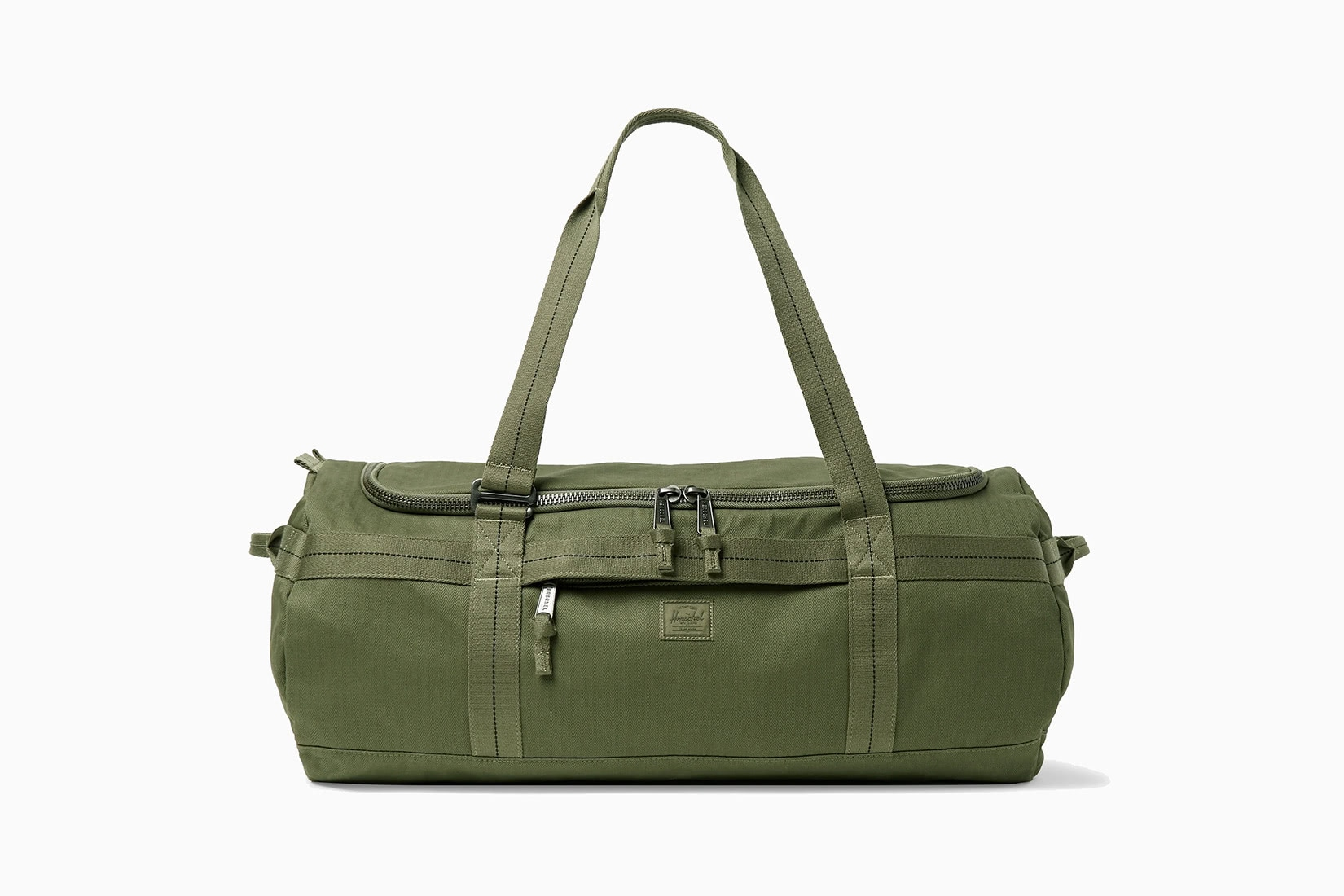 best men gym bag high-end herschel sutton duffle - Luxe Digital