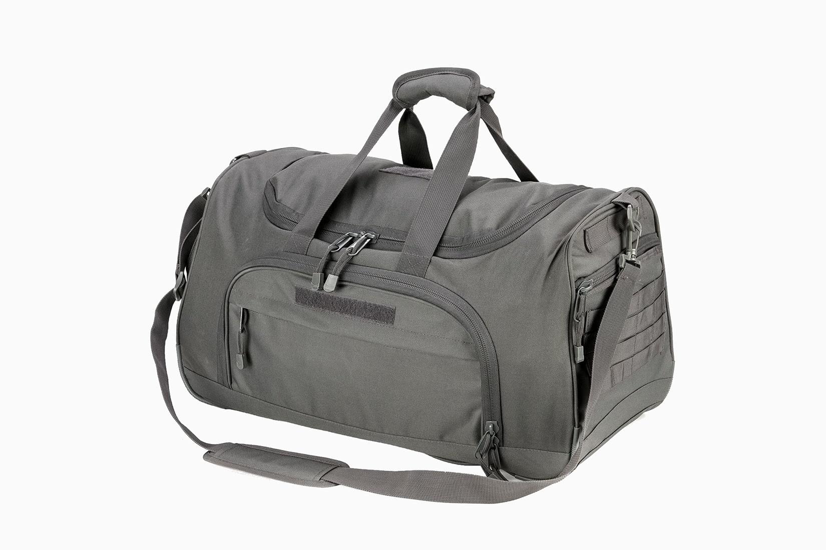 best men gym bag small wolfwarriorx duffel - Luxe Digital