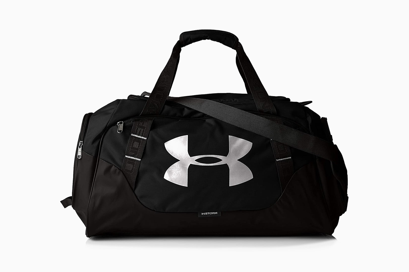 best men gym bag under armour undeniable - Luxe Digital