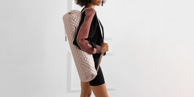 Feel On Top Of Your Game With These Sporty-Chic Gym Bags For Women