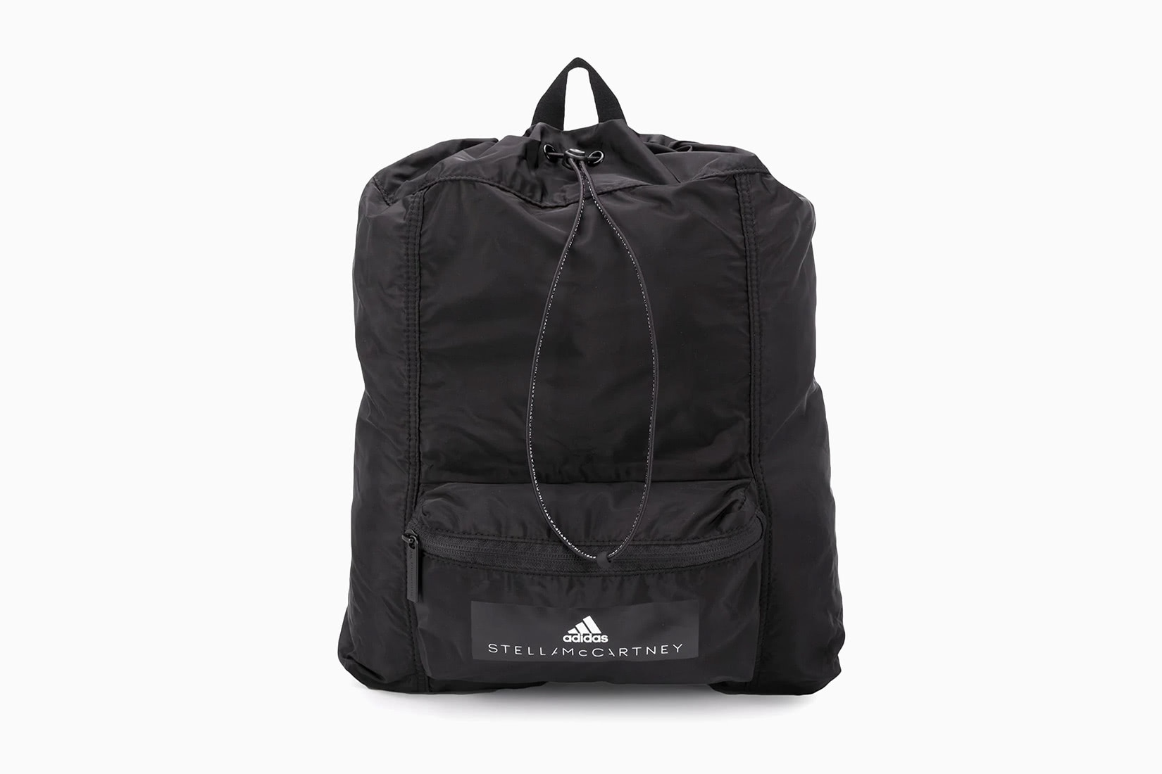 best women gym bag small backpack adidas stella mccartney - Luxe Digital