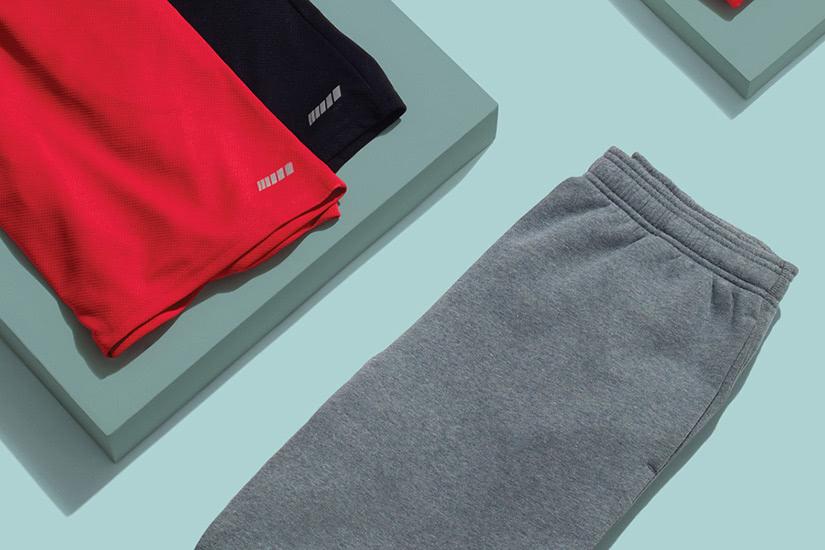 best men workout clothing brand amazon essentials - Luxe Digital